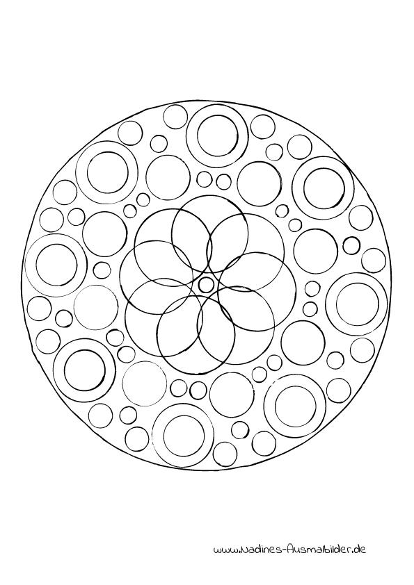 Mandala Kreise